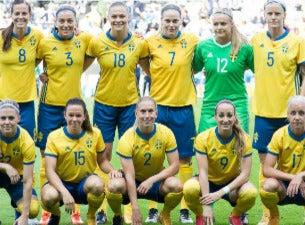 Sverige Fotbollslandslaget Damer