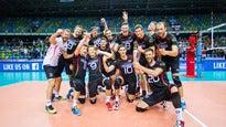 Volleyball-Länderspiel Männer Deutschland - Belgien