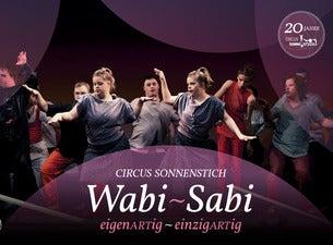 Circus Sonnenstich - Wabi-Sabi eigenARTig-einzigARTig