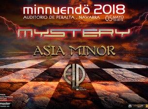 Festival Minnuendö 2018