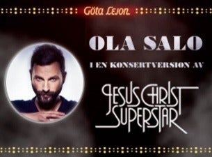 Konsertversion av Jesus Christ Superstar