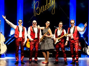 Buddy in concert - Die Rock'n'Roll-Show