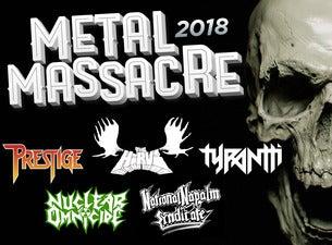 Metal Massacre 2018