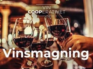 Eksklusiv vinsmagning - VinCooperativet