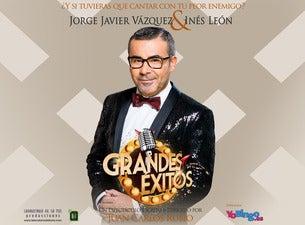 Jorge Javier Vázquez - Grandes Éxitos
