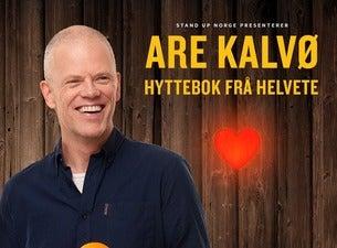 ARE KALVØ