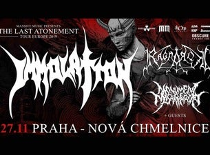 Immolation, Ragnarok, Monument of Misanthropy
