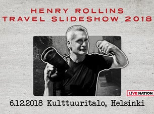 Henry Rollins Travel Slideshow
