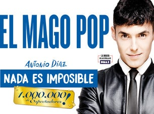 El Mago Pop: Nada es Imposible