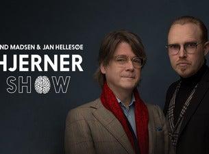 To hjerner et show