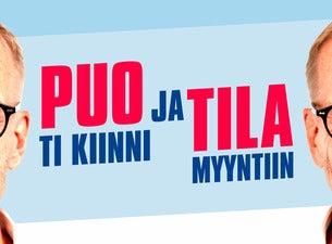 PUOti kiinni ja TILA myyntiin – Jukka Puotila kiertue 2019