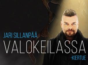 Valokeilassa - Jari Sillanpää