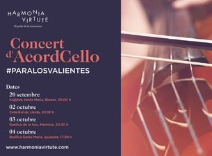 Concert d'AcordCello by Harmonia