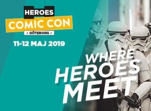 Comic Con Göteborg 2019