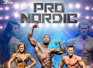 Ifbb Pro Nordic