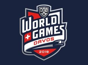 KHL World Games Davos 2019