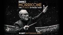 Ennio Morricone - 60 Years of Music World Tour - Platinum Tickets