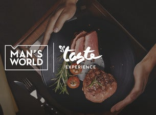 Man's World | Taste Experience