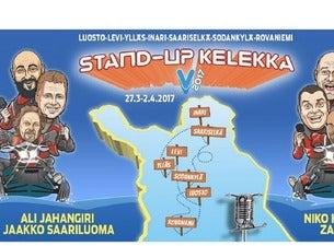 Stand Up Kelekka
