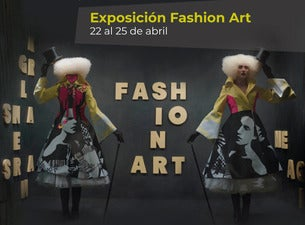 Exposición Fashion Art