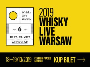Whisky Live Warsaw