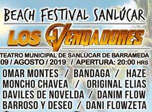 Beach Festival Sanlúcar Los Vengadores