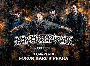 Krucipüsk - 30 let