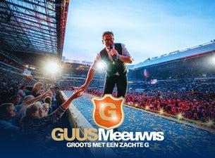 Guus Meeuwis Groots met een Zachte G 2019