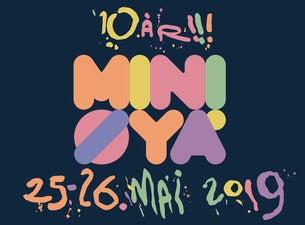 Søndagsbillett Miniøya 26. mai 2019
