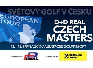 D+D REAL Czech Masters 2019 - golf