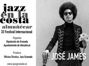 José James - Festival Internacional de Jazz en la Costa