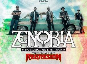 Zenobia + Regresión