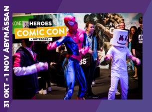 Comic Con Göteborg