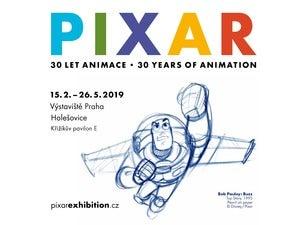 PIXAR - 30 let animace