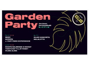 Kellari Garden Party
