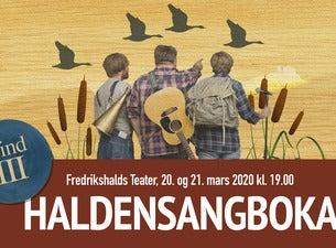 Billetter til Asbjørnsen & Co Haldensangboka III