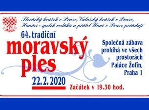 Tradiční Moravský ples