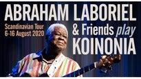 Abraham Laboriel and Friends - Allianskyrkan - Jönköping - 22 augusti 2021