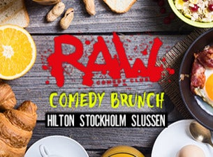 RAW comedy brunch