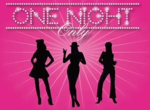 One Night Only - Die einmalige Nacht der Travestie