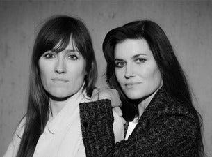 Pernille og Christina Rosendahl