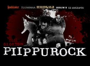 Piippurock