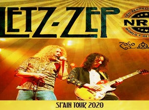 "Letz Zep ""El Mejor tributo a Led Zeppelin desde Inglaterra"""