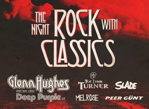 THE NIGHT WITH ROCK CLASSICS