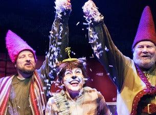 Joensuun kaupunginteatteri esittää: Viirun ja Pesosen joulu