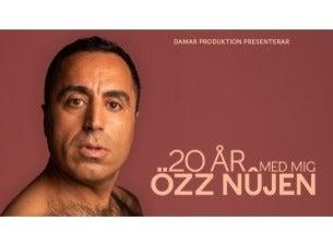 20 år med mig - Özz Nûjen