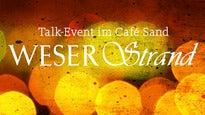 WESER-Talk & Get together