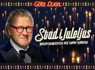 STAD I JULELJUS