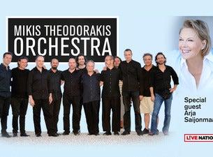 MIKIS THEODORAKIS ORCHESTRA, special guest Arja Saijonmaa
