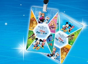 The Wonderful World of Disney on Ice! - Official tourTAG